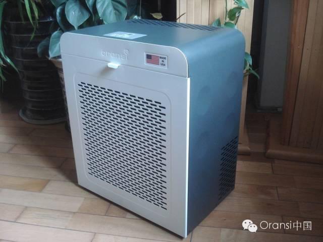 今天,奥兰希EJ空气净化器系列中国上市了!